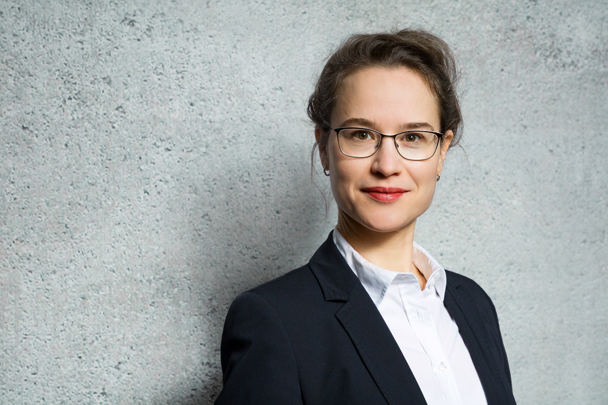 Rechtsanwältin Andrea Schlicke